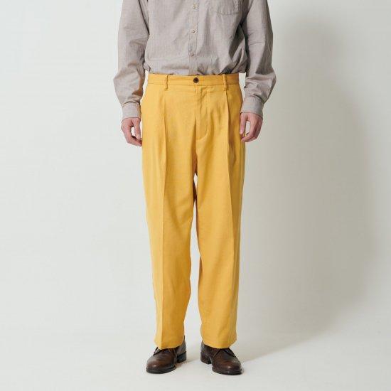 <SELCRAIG> ONE-TUCK BAGGY PANTS/パンツ