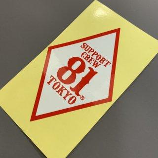 81TOKYO Sticker #3