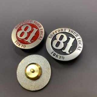 81TOKYO PINS