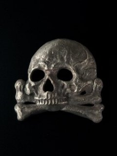 10'S BUCKLE / ANTIQUE SILVER