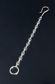 PIRATES LINK KEY CHAIN / SILVER