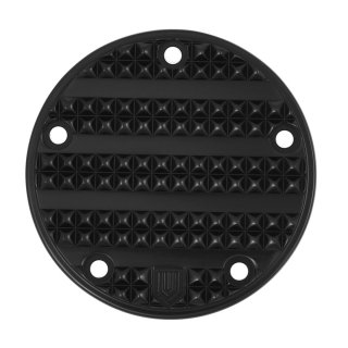 Ignition Cover | BLACK ANODIZED | 1999~Twin Cam. | AAA01C