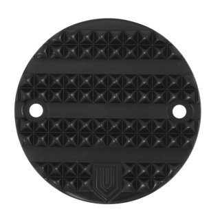 Ignition Cover | BLACK ANODIZED | 2017~ Milwaukee Eight. | AAA03C