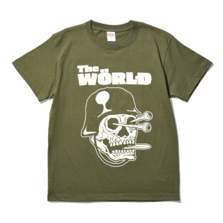 THE WORLD Short Sleeve T-02