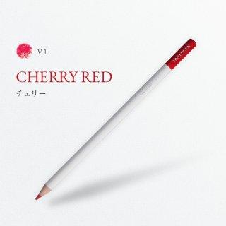 色辞典 V1 チェリー/CHERRY RED