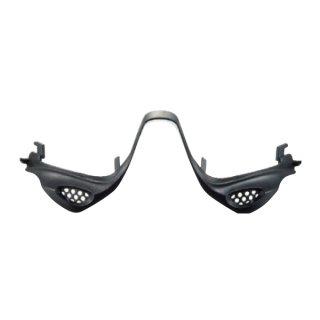 SWANS MX-RUSH用ハーフマスク ブラック