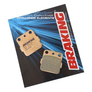 BRAKING ブレーキパッド CM44 リア KX65, KX80/85, KSR110 用