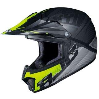 HJC CL-XY2 ヘルメット エリューション/MC5(ブラックイエロー)