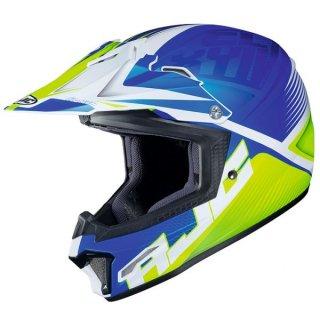 HJC CL-XY2 ヘルメット エリューション/MC2(ブルーイエロー)
