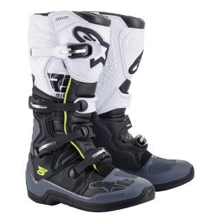 ALPINESTARS '21 TECH5ブーツ ブラックダークグレーホワイト