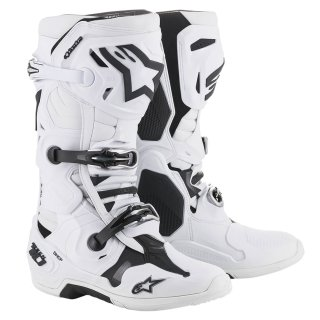 ALPINESTARS '21~ TECH10ブーツ ホワイト