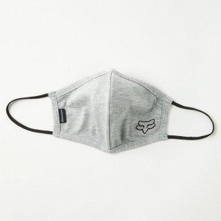 【4/16再入荷】FOX フェイスマスク 大人用/ヒーサーグレー