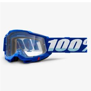 100% ACCURI2 OTGゴーグル ブルー