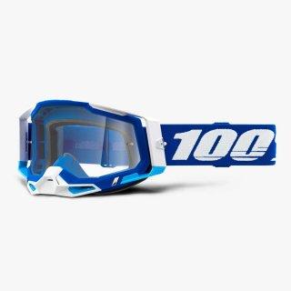 100% RACECRAFT2ゴーグル ブルー
