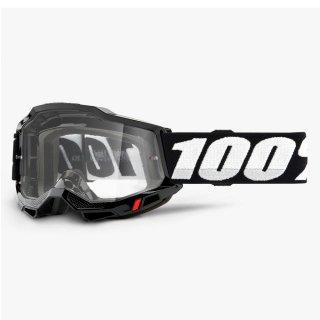 100% ACCURI2ゴーグル ブラック