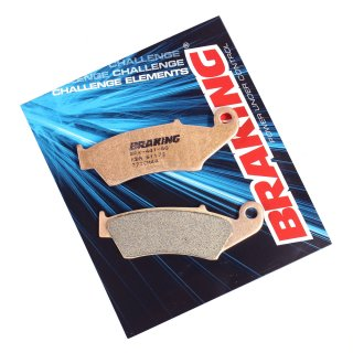 BRAKING ブレーキパッド CM44 フロント CR125/250, CRF250/450R, XR, CRM...用