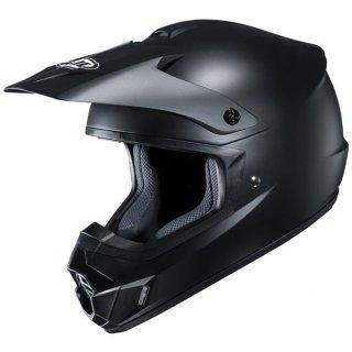 HJC CS-MX2 ヘルメット ソリッド/セミフラットブラック