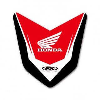 ファクトリーFX フロントフェンダーデカール HONDA  CRF250R 18-20, CRF450R 17-20用