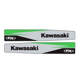 ファクトリーFX スイングアームデカール  KAWASAKI KX250F/450F 06-20用