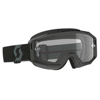 SCOTT スプリットOTGゴーグル(眼鏡用) ブラック/クリアレンズ