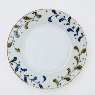 オリーブリーフ しのぎ皿(3サイズ)