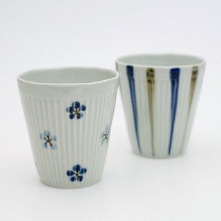 しのぎそりフリーカップ(2柄)
