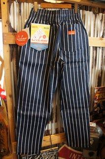 Cookman Chef Pants (「Stripe」 NAVY)