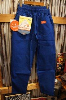Cookman Chef Pants (「Deep Blue」)