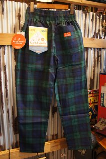 Cookman Chef Pants (「Black Watch Check」)