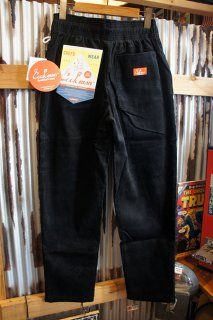 Cookman Chef Pants (「Corduroy」 Black)