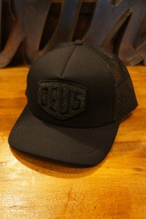 DEUS EX MACHINA TERRY SHIELD TRUCKER (CHARCOAL GREY)