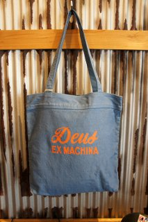 DEUS EX MACHINA Sunny Tote (BLUE HEAVEN)