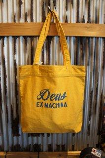 DEUS EX MACHINA Sunny Tote (GOLDEN APRICOT)