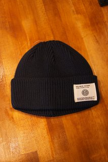 DEUS EX MACHINA DELTA BEANIE (MIDNIGHT BLUE)