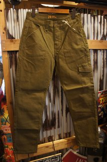 AFENDS Heavy. SKATE CHINO PANT (DARK OLIVE)