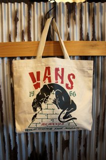 VANS TOTE BAG (KINGSTON KAT)