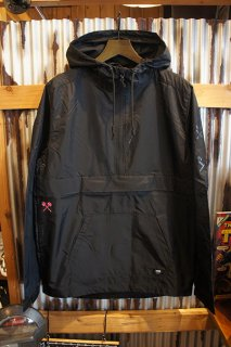 VANS PRO SKATE TNT STONERIDGE ANORAK JACKET (BLACK)