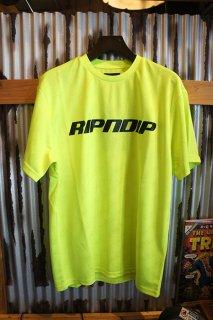 RIPNDIP MBN Stripe Soccer Jersey (Neon)
