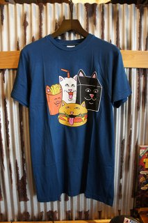 RIPNDIP Mcnerm Tee (Harbor Blue)