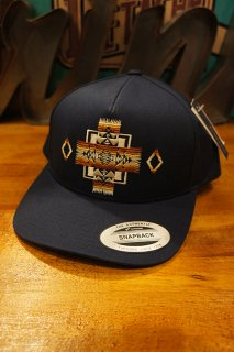 PENDLETON Embroidered Snap Back Cap (Navy)