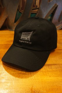 Gnarhunters Shopping Cart Dad Hat (BLACK)