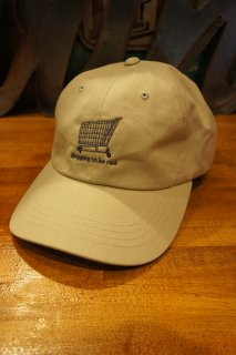 Gnarhunters Shopping Cart Dad Hat (KHAKI)
