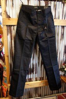 BRIXTON FLEET LIGHTWEIGHT RIGID CHINO PANT (BLACK)