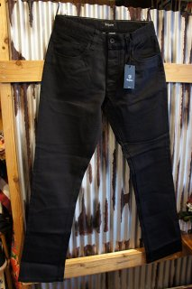 BRIXTON RESERVE 5-POCKET PANT (BLACK)
