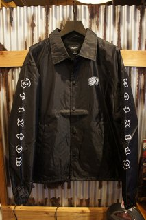 BRIXTON PRIMO JACKET (BLACK/WHITE)