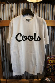 Barney Cools Cools Tee (White)