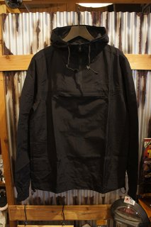 BANKS JOURNAL RIDER ANORAK JACKET (DIRTY BLACK)