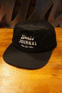 BANKS JOURNAL SCRYPTO HAT (DIRTY BLACK)