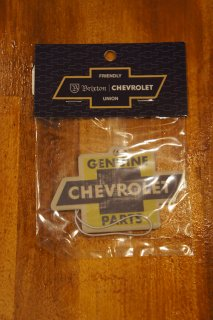 BRIXTON × CHEVROLET ORIGINAL AIR FRESHENER (IMPALA YELLOW)