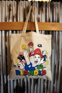 RIPNDIP Nermio Tote Bag (Natural)